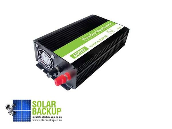 1200W Peak 600W Nominal Inverter